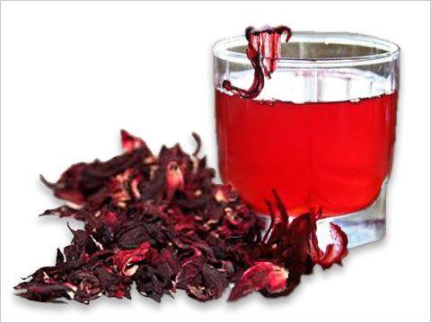 чай каркаде для волос